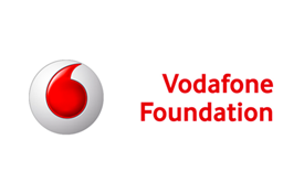 Logo vodafone foundation