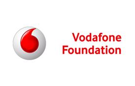 Logo vodafone foundation