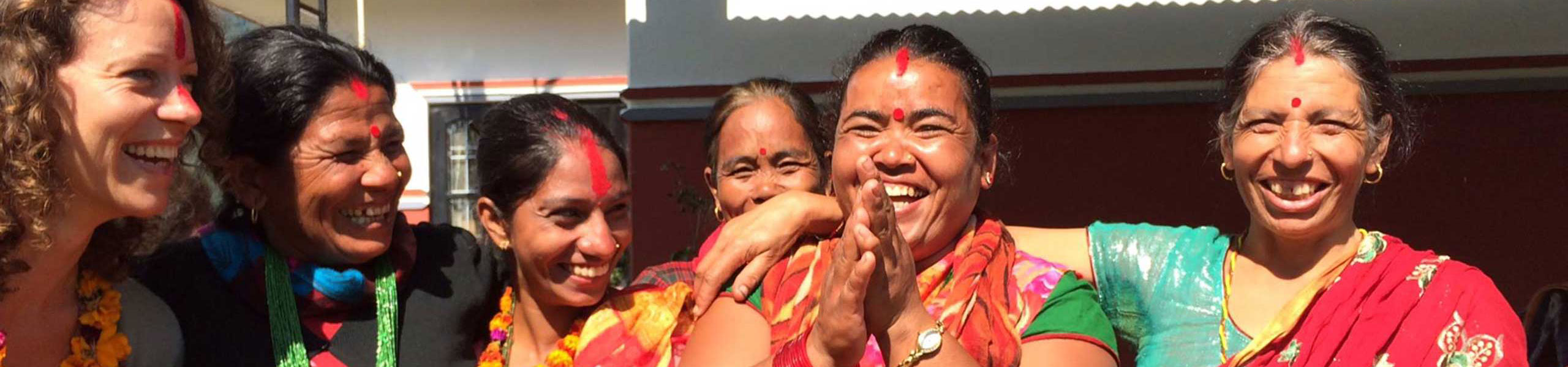 Namasté Foundation Women Empowerment Project