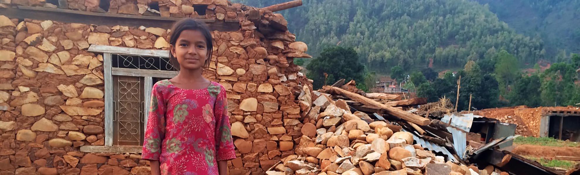 Wederopbouw Nepal