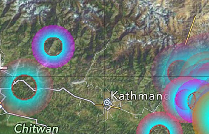 Nieuwe Aardbeving Nepal