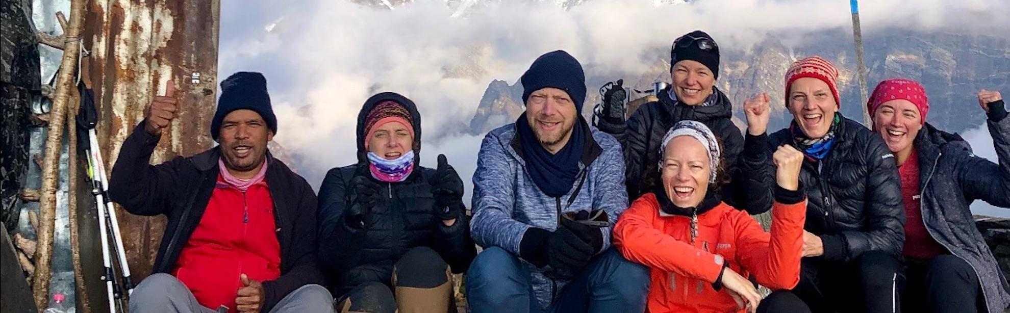 Reis Jij Dit Najaar Mee Naar Nepal?